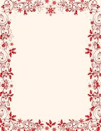 christmas menu borders christmas menu christmas border festival collections