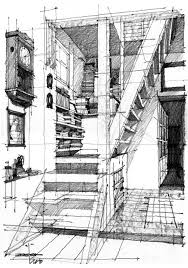 Architecture Design Sketches Find This Pin And More Intended Decorating