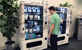 Hardware Vending Machine Best Business Hardware Solutions IT Peripheral Vending COLAMCO