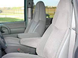 van car seat covers genuine leather vauxhall astravan