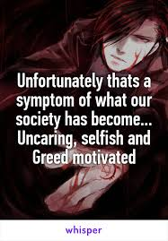 Image result for images of uncaring society
