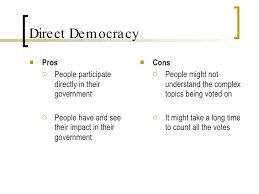 direct and representative democracy venn diagram direct vs indirect democracy