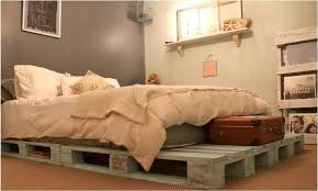 shipping pallet furniture ideas. pallet bed shipping furniture ideas
