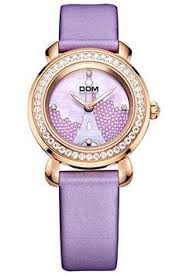 sinobi rose golden move luxury mens wrist watch you can dom womens casual luxury funky purple leather quartz watches check out this great product