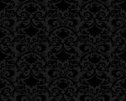 flowers on black background wallpaper