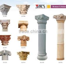 Small Picture House Roman Pillars Column Designs Decorative Pillars For Homes of