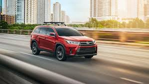 Venza Towing Capacity Chart How Much Can The 2019 Toyota Highlander Tow Toyota Of