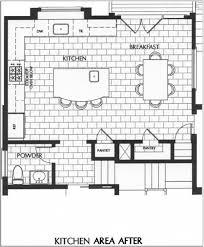 Kitchen Floor Plans Kitchen Layout Idea Gardenweb Kitchen