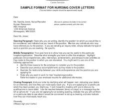 Nursing Student Resume Cover Letter Examples nursing resumes and cover letters nursing job application cover 95