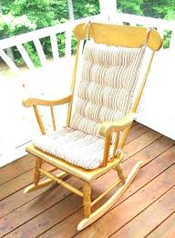 wood rocking chair cushions wooden rocking chair cushion set furniture s photo inspirations wooden rocking chair wood rocking chair cushions