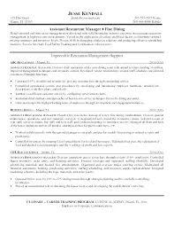 Bar Staff Job Description Cafe Manager Job Description Template