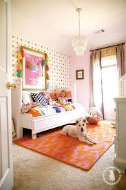 rugs for little girl room adorable pink and orange girls room area rugs for baby girl