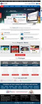 Bespoke Web Design Company Ociat Web Design Company Competitors Revenue And Employees