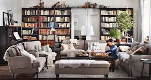 For Bookcases In Living Rooms Decorations Simple Living Room With Simple White Painted Wood