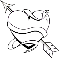 Small Picture Love arrow coloring pages for teens ColoringStar