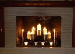 cle cles fireplace candle holder target fireplace candle holder