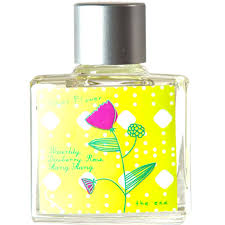 Paper Flower Perfume Love And Toast Little Lux Perfume Paper Flower 0 33 Oz