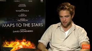 maps to the stars interview robert pattinson hd maps to the stars interview robert pattinson hd