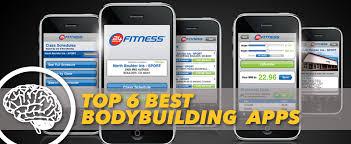 top 6 best bodybuilding apps