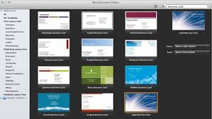 how to create business cards in word how to make a business card with microsoft word online