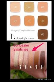 Limelight By Alcone Concealer Chart Waterproof Complete Concealer Made Famous By World Renowned