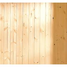 tongue groove plank paneling from lowes it s the same stuff kevin layla from the lettered cote used to cover up their textured ceiling possibility