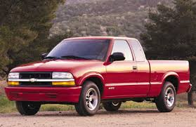 2001 Chevrolet S10 Review