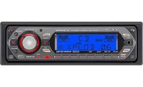 sony cdx gt400 cd player mp3 wma playback at crutchfield com sony cdx gt400 front