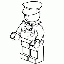 Kleurplaat Lego Politie Agent 14 Best Superhelden Images On