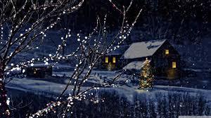 christmas night wallpaper. Delighful Christmas HD 169 On Christmas Night Wallpaper A