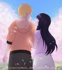Naruto and Hinata [Fanart] by ShineCzanek on DeviantArt