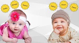 100 popular baby boy and <b>baby girl</b> names of <b>2021</b>