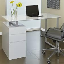 white simple desks modern com merax design computer desk table for 11 winduprocketapps com white simple desks white simple desk simple white