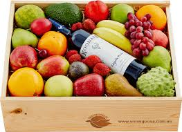 mixed fruit koonara red wine