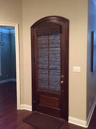 shades for front doorAccessory Door With Cordless Roman Shades Design For Front Door