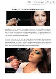 makeup is only one way that keep women happy everytime with the numerous sorts of cosmetics