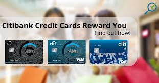 citibank credit cards reward you find out how