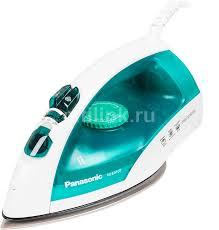 <b>Утюг PANASONIC NI-E410TMTW</b>, голубой, отзывы владельцев в ...