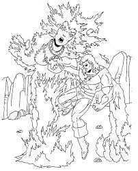 Small Picture Coloring Pages Gila Monster Coloring Page Monster High Coloring