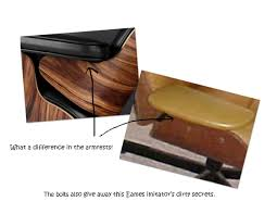 authentic eames lounge chair. Eames-lounger-armest: More Eames Lounge Chair Signs Of Authenticity Authentic H