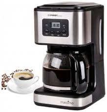 <b>Кофеварка FIRST FA-5459-4 Grey</b> Кофеварка кофе - молотый ...