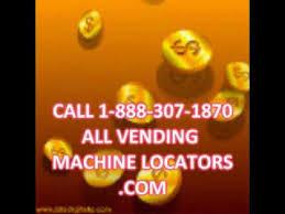 Vending Machine Locators Best Vending Machine Locator Reveals Get Vending Machine Locatio YouTube