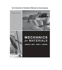 Mechanical Design Of Machine Components Second Edition Solutions Manual Pdf Solution Manual Mechanics Of Materials 7th Edition Gere