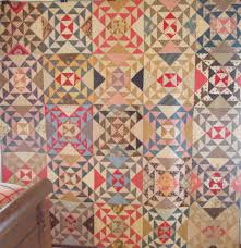 Early Lady of the Lake Sold! | Cindy Rennels Antique Quilts & Antique Lady of the Lakes quilt- full view Adamdwight.com