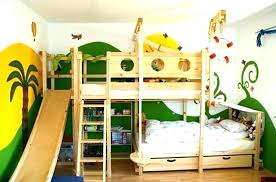 cool kids beds with slide.  With Modern Design For 40 Bunk Bed With Slide Kids Slide Cool Beds
