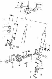 buy porsche shock absorber parts front design  porsche 911 1970>> 930 914