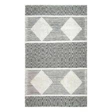 anji mountain rugs hand loomed tribal black 8 ft x ft area rug anji mountain rugs anji mountain rugs