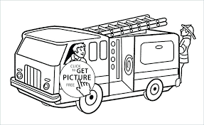 Truck Coloring Pages Klubfogyas