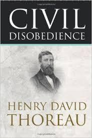 discuss the theme of david thoreau s essay civil disobedience josbd answer in literature