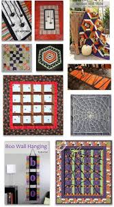 175 best FREE PATTERNS  QUILTINSPIRATION  images on Pinterest ... & Quilt Inspiration: Free Pattern Day: Halloween. Updated August 1, 2013. New Adamdwight.com